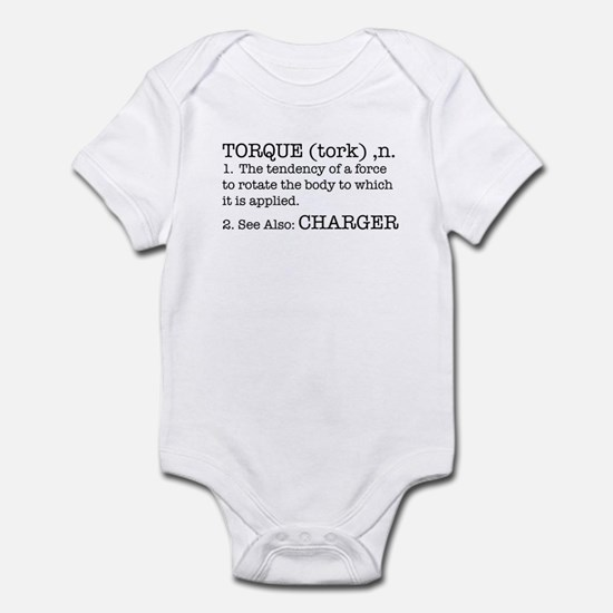Torque - Charger Infant Bodysuit