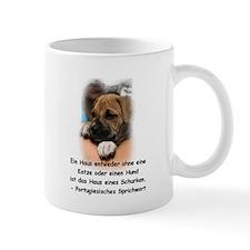 Boxerwelpe 2-sided Mug