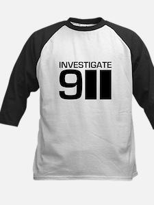 Investigate 911 Kids Baseball Jersey