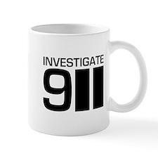 Investigate 911 Mug
