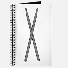 Drumsticks Drummer Musician Journal