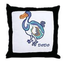 Big dodo Throw Pillow
