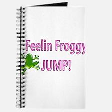 Feelin Froggy P&G Journal