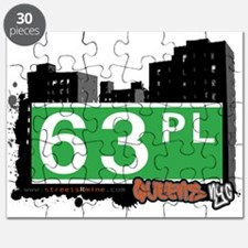 63 PLACE, QUEENS, NYC Puzzle