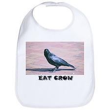 Eat Crow Bib