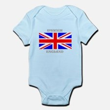 Ipswich England Infant Bodysuit