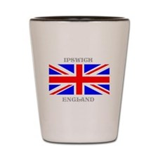 Ipswich England Shot Glass