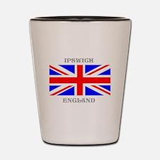 Ipswich England Shot Glass