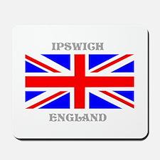 Ipswich England Mousepad
