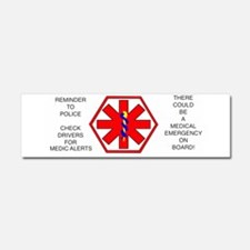 Custom Design Car Magnet 10 x 3