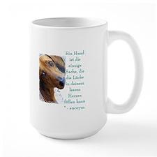 Dachshund Welpe 2-sided Mug