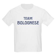 Team Bolognese Kids T-Shirt
