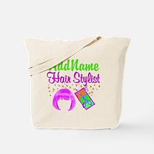 FIERCE STYLIST Tote Bag