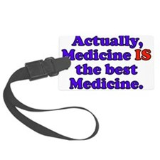 11medicine.png Luggage Tag