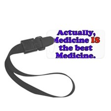 11medicine.png Luggage Tag