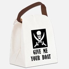 pirate4.png Canvas Lunch Bag