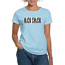 Kick Chick (soccer) T-Shirt