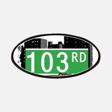 103 ROAD, QUEENS, NYC Patches