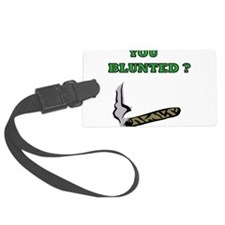 youblunted3.png Luggage Tag