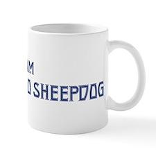 Team Bergamasco Sheepdog Small Mug