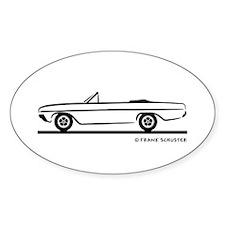 1964 Buick Skylark Convertible Decal