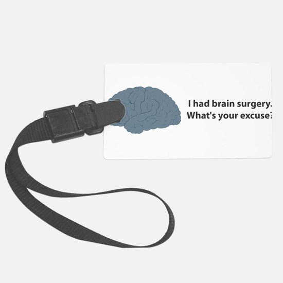 brain7.png Luggage Tag
