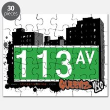 113 AVENUE, QUEENS, NYC Puzzle