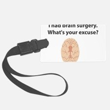 brain2.png Luggage Tag