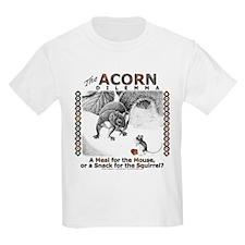 The Acorn Dilemma Kids T-Shirt