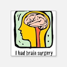 "Brain-3-[Converted]4.png Square Sticker 3"" x 3"""