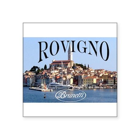 Rovigno Brunetti Sticker