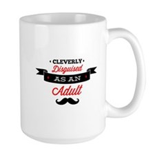 Cleverly Disguised As ... Mug