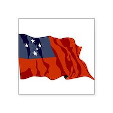 "Western-Samoa-2-[Converted].jpg Square Sticker 3"""