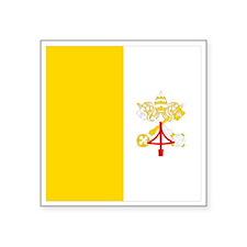 "Vatican-City-1-[Converted].jpg Square Sticker 3"" x"