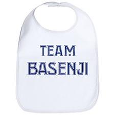 Team Basenji Bib