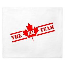 The Eh Team King Duvet