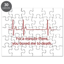For A Minute There Puzzle
