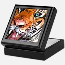 tiger Tiger Keepsake Box
