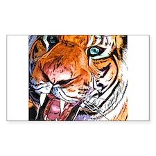 tiger Tiger Decal