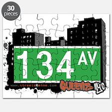 134 AVENUE, QUEENS, NYC Puzzle