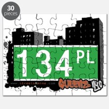 134 PLACE, QUEENS, NYC Puzzle