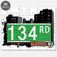 134 ROAD, QUEENS, NYC Puzzle