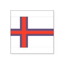 Faroe-Islands-1-[Converted].jpg Square Sticker 3""