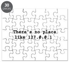 There's No Place Like 127.0.0.1 Puzzle