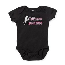 Why Be a Princess Baby Bodysuit