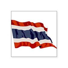 "Thailand-2-[Converted].jpg Square Sticker 3"" x 3"""