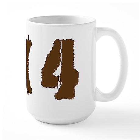 Off Road 4 x 4 Large Mug
