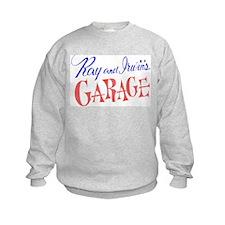 Ray and Irwin's Garag Sweatshirt