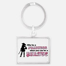 why be princess rectangle Keychains