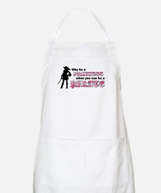 why be princess rectangle Apron